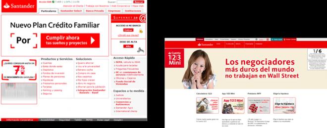 Ejemplo mala usabilidad web